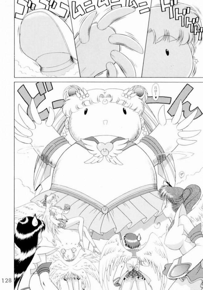 セーラームーン エロ漫画・エロ同人誌|フタナリになった巨乳なセーラー戦士達が一つに繋がって乱交セックスで快楽堕ちwwww58