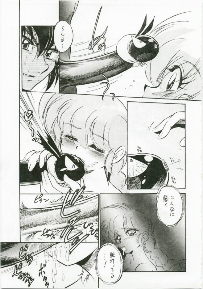 らんま1/2 エロ漫画・エロ同人誌|乱馬が良牙とマジトーンでエッチ始めちゃったww 16