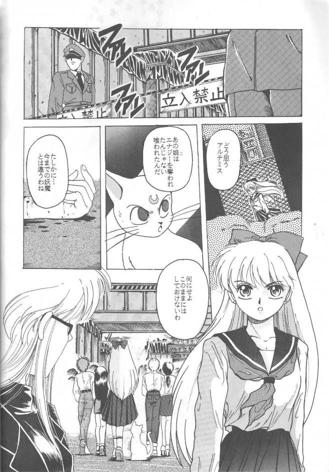 セーラーヴィーナスやセーラームーンが怪物にボロボロに犯される!!!!【セーラームーン エロ漫画・エロ同人誌】 09_Pretty_Soldier_Sailor_Moon_6