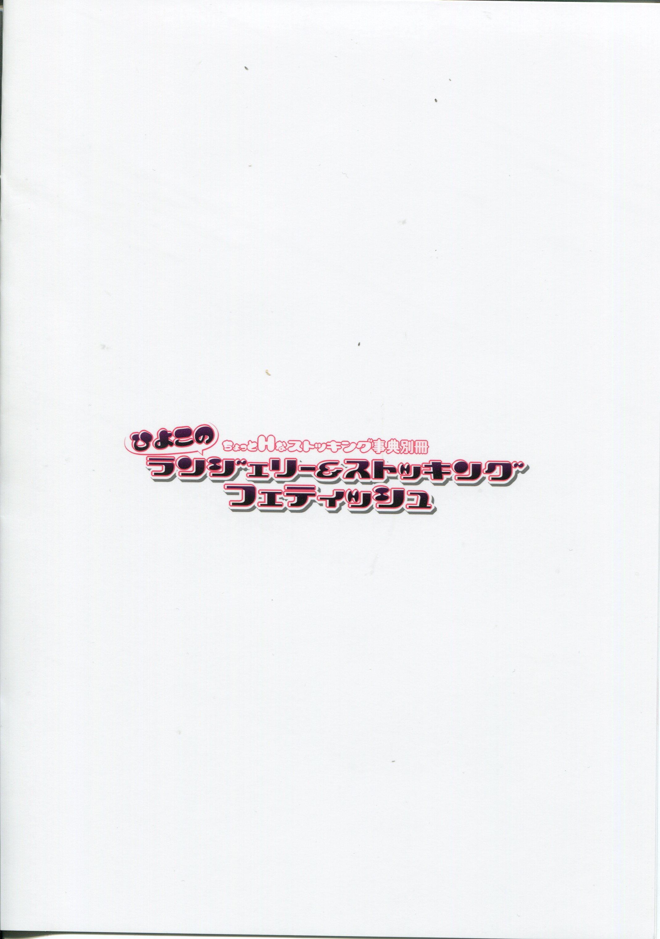 エッチなランジェリーとストッキングが好きな人の為のフルカラー漫画www (2)