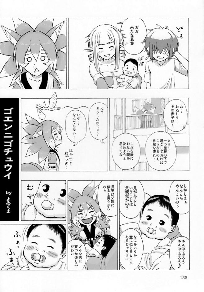 突然手のひらサイズになって女の子に丸呑みされちゃうwww【エロ漫画・エロ同人】 (134)