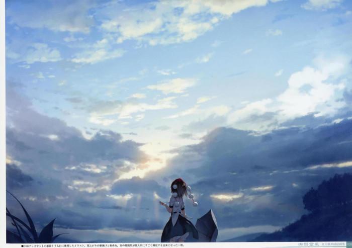 【東方 エロ同人】「東方Project」古明地さとり、霧雨魔理沙のフルカラーレズイラスト集。【無料 エロ漫画】 (26)