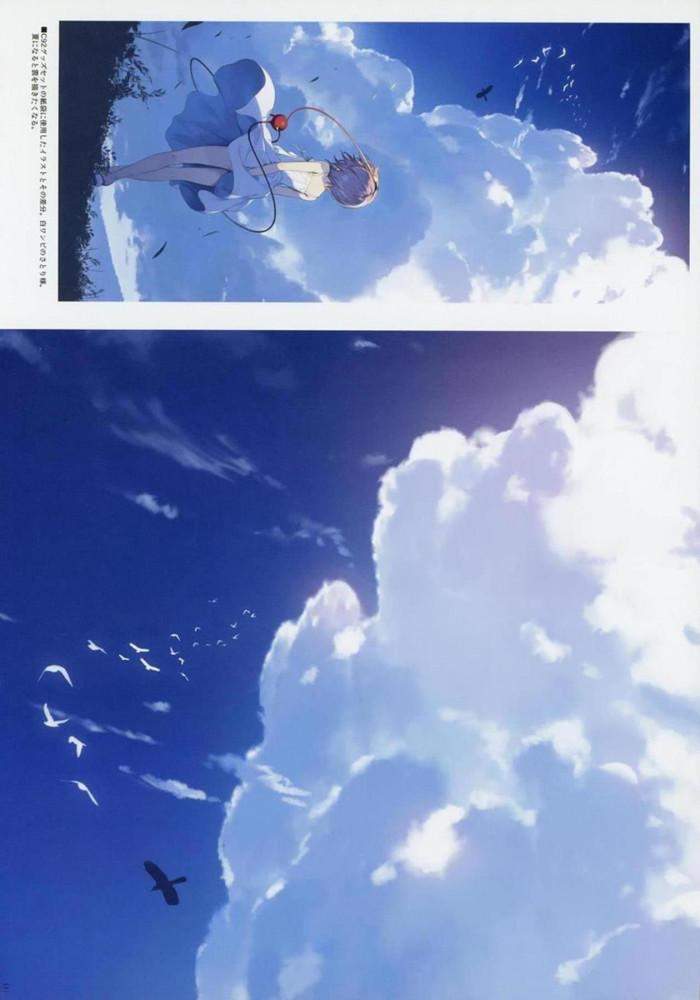 【東方 エロ同人】「東方Project」古明地さとり、霧雨魔理沙のフルカラーレズイラスト集。【無料 エロ漫画】 (111)