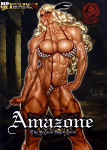 筋肉質な女性たちを犯しまくる!!自らちんぽを求める戦士たちwwwwww【ドラゴンズクラウン エロ漫画・エロ同人誌】