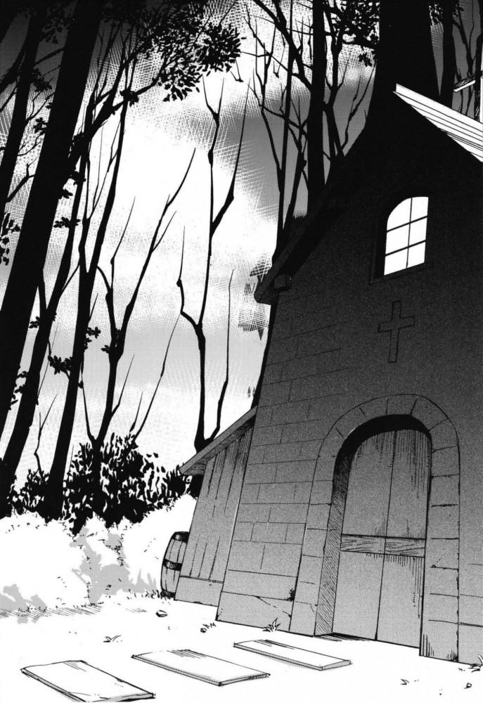 【エロ同人 RO】カイトに立派なプリーストになる、と誓ったシャルロットだったが司教様にアナルファックされて…【無料 エロ漫画】 (11)