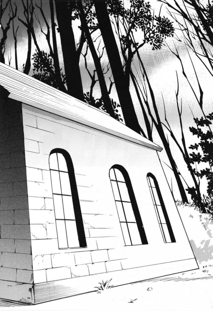 【エロ同人 RO】カイトに立派なプリーストになる、と誓ったシャルロットだったが司教様にアナルファックされて…【無料 エロ漫画】 (10)