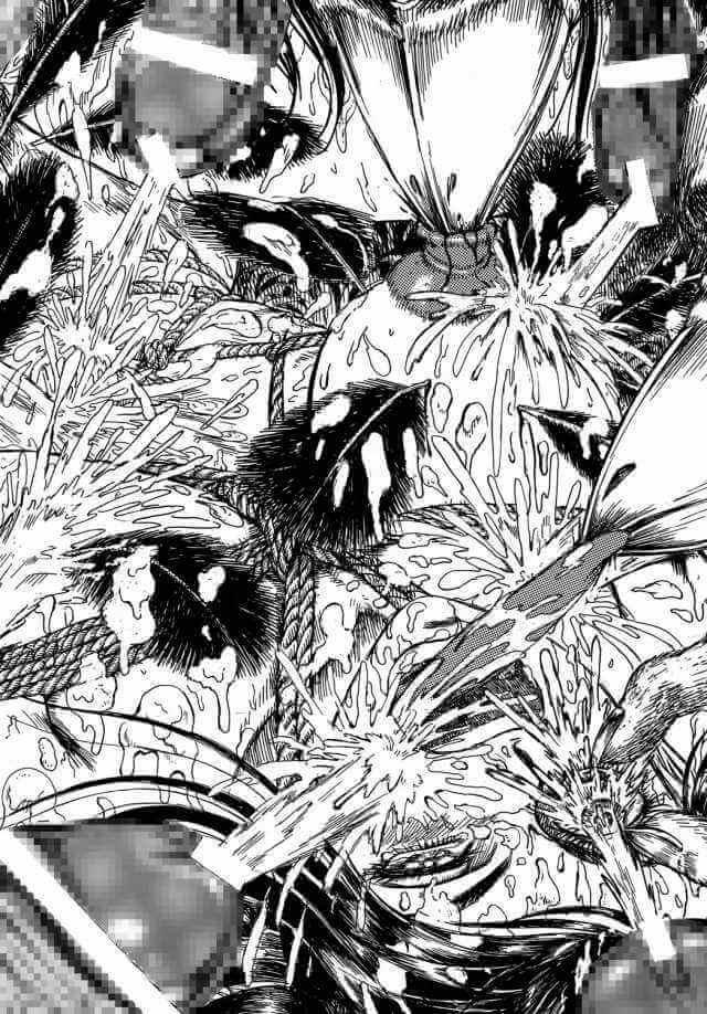 【エロ同人誌 コブラ】クリスタルボーイに拘束されたジェーンが巨根チンポをマンコにぶち込まれて悶絶!!【無料 エロ漫画】 (36)