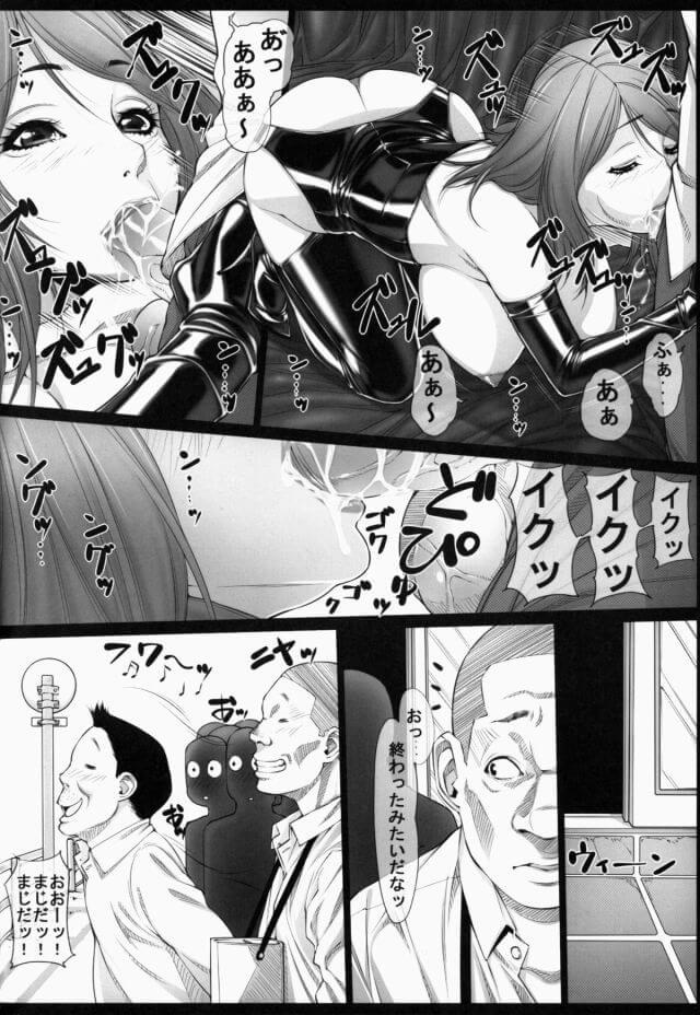 【エロ漫画・エロ同人誌】【果物物語】痴女JKが学校サボって彼氏と小遣い稼ぎにチンポをフェラしてヌキまくってたらザーメンまみれになっちゃってるww童貞くん相手にオマンコ舐めさせ精子搾り取って飲みほしちゃうよ~ (21)