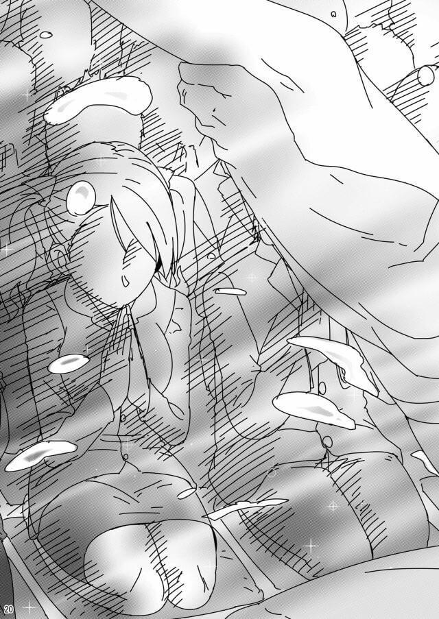 【アイマス エロ同人誌】死んでしまった北条加蓮をお葬式で生き返らせようとするプロデューサーwwみんなが見てる前で死体の北条加蓮に無理やりフェラさせて口内射精させると濡れたマンコにチンポを突っ込んで見事蘇生!!そのまま葬式に来た男達と乱交セックスする北条加蓮なのでしたwww (19)