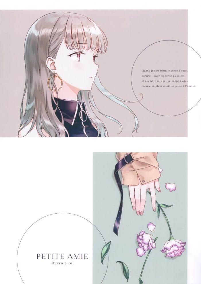 【エロ同人誌】ロリータ少女や和服姿の美少女が登場する非エロフルカラーイラスト集でございます。【無料 エロ漫画】 (4)