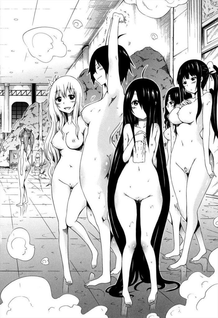 【エロ漫画】メイドのお姉さまに選ばれたものだけが男の娘として送り込まれた少年とのセックスを許された「美少女クラブ」【無料 エロ同人】 (9)
