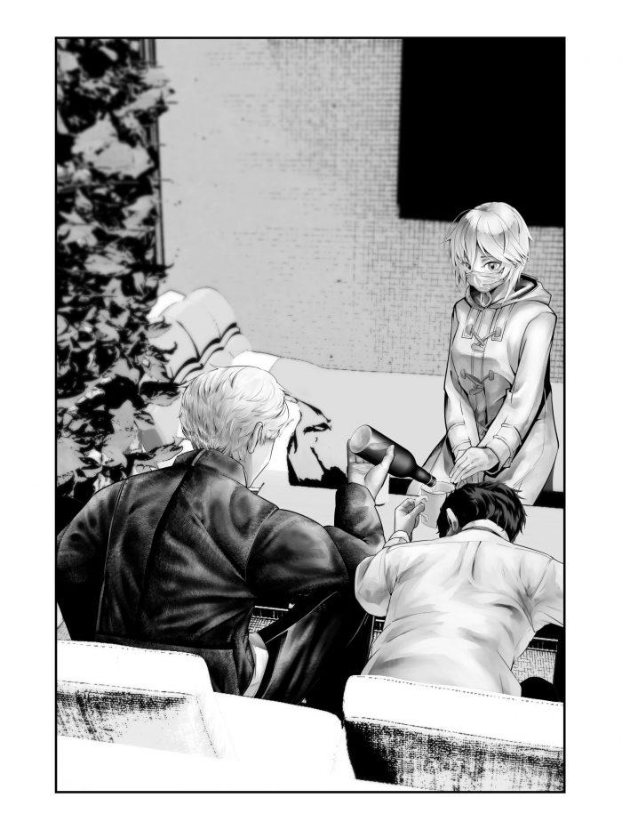 【エロ同人 デレマス】アナスタシアが知らない男にマイクロビキニでマニアックな調教されてNTRセックス!!【無料 エロ漫画】 (16)