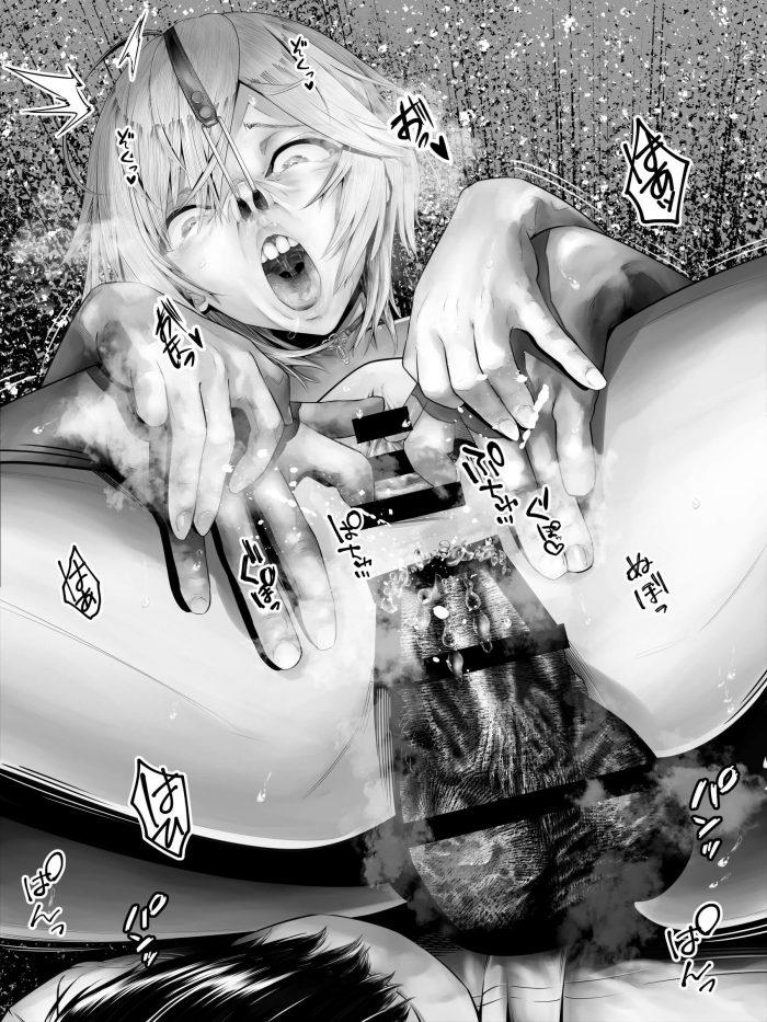 【エロ同人 デレマス】アナスタシアが知らない男にマイクロビキニでマニアックな調教されてNTRセックス!!【無料 エロ漫画】 (50)
