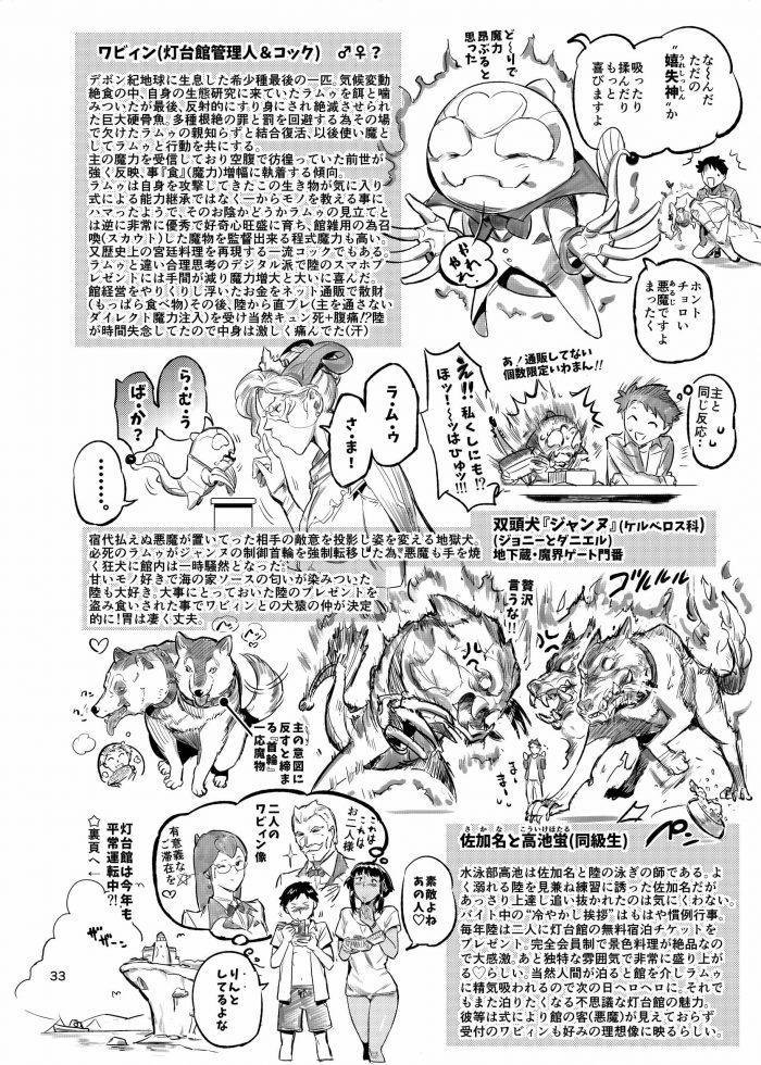 【エロ同人誌】サキュバスの女王とのセックスに虜となり欲情を抑えられない青年www【無料 エロ漫画】 (34)