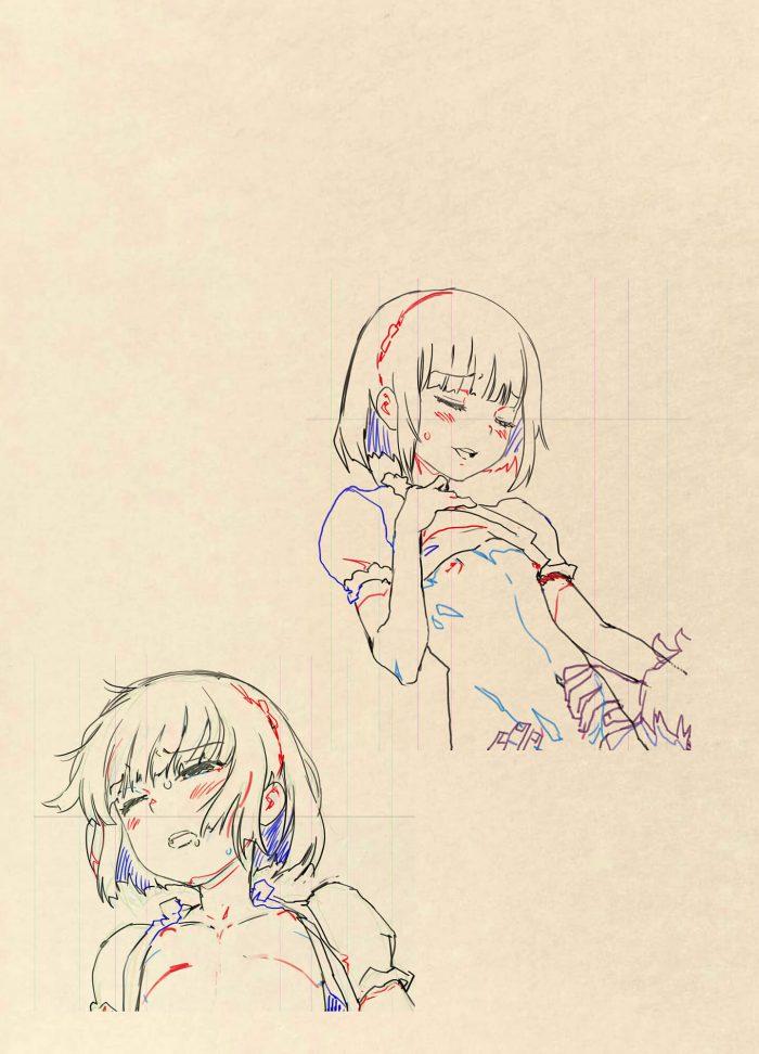 【エロ同人誌 前半】浪人生の男がドMの変態だった義妹に誘われフルカラーでセックスする!【無料 エロ漫画】 (40)