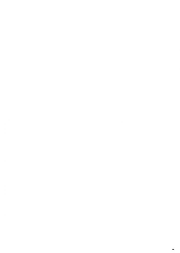 【エロ同人 グラブル】団長がエッチなゾーイにされるがままでイチャラブセックス♡【無料 エロ漫画】 (15)