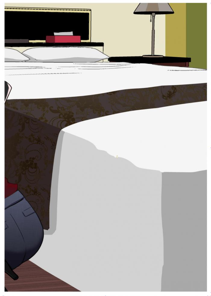 【エロ同人 鬼滅の刃】ホテルで婚約関係にあるふたなりの甘露寺蜜璃と胡蝶しのぶがイチャラブレズセックス♡【無料 エロ漫画】 (36)